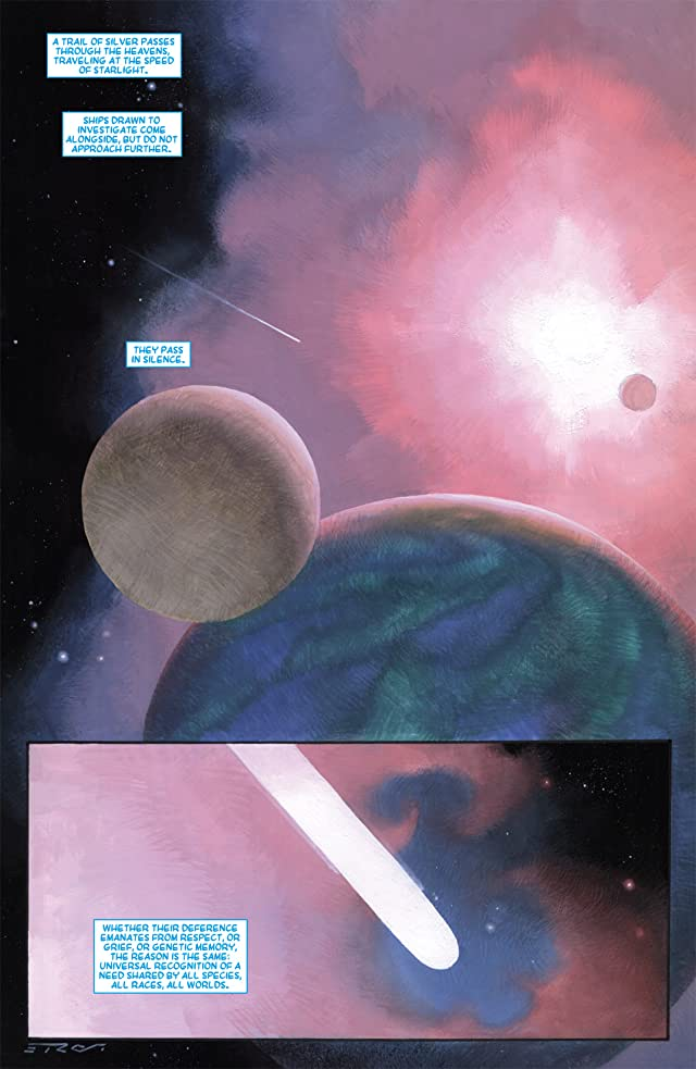 Silver Surfer: Requiem #4 (of 4)