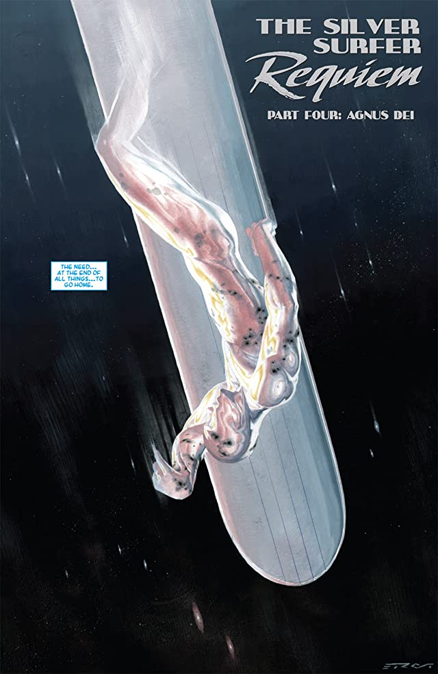 click for super-sized previews of Silver Surfer: Requiem #4