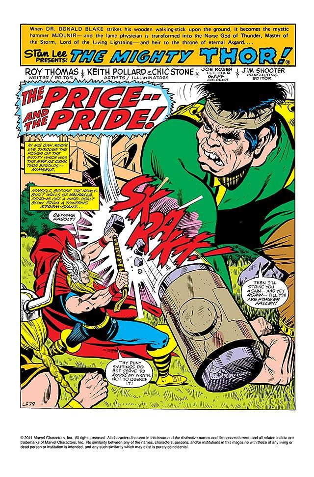 Thor (1966-1996) #295