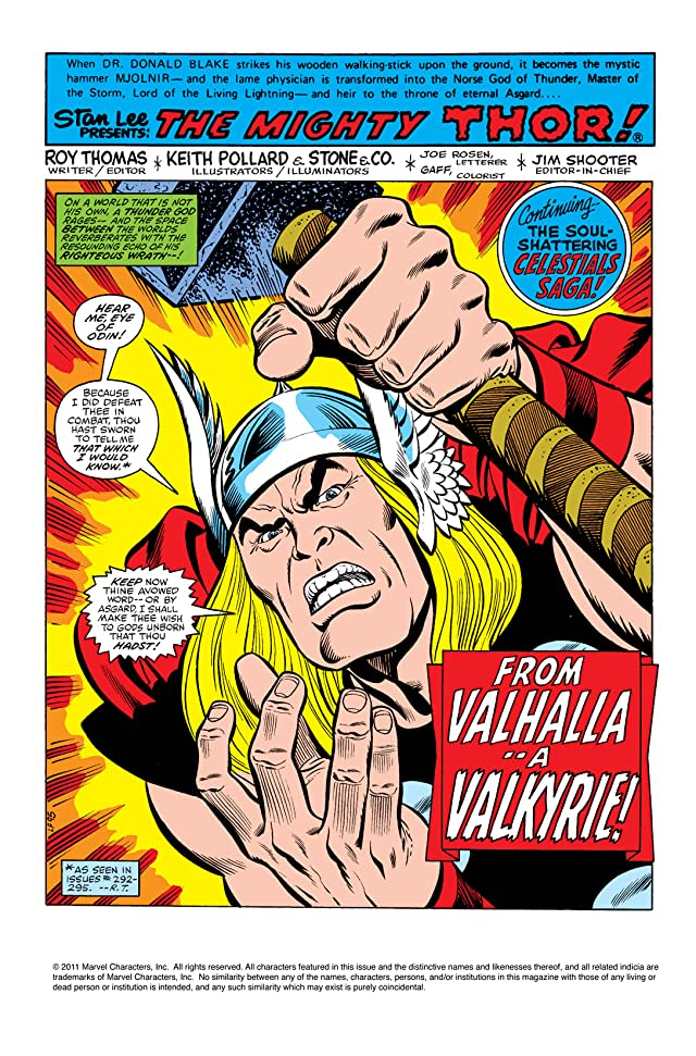 click for super-sized previews of Thor (1966-1996) #296