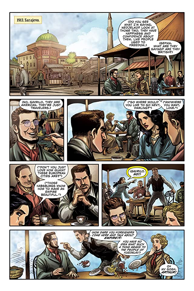 The Last West #4