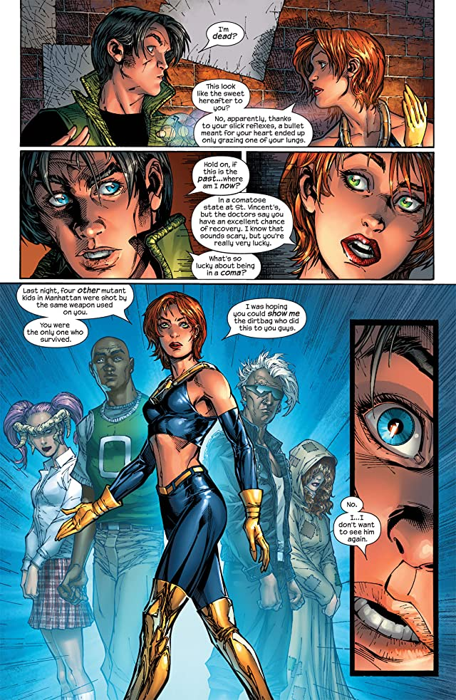 click for super-sized previews of Ultimate X-Men #47