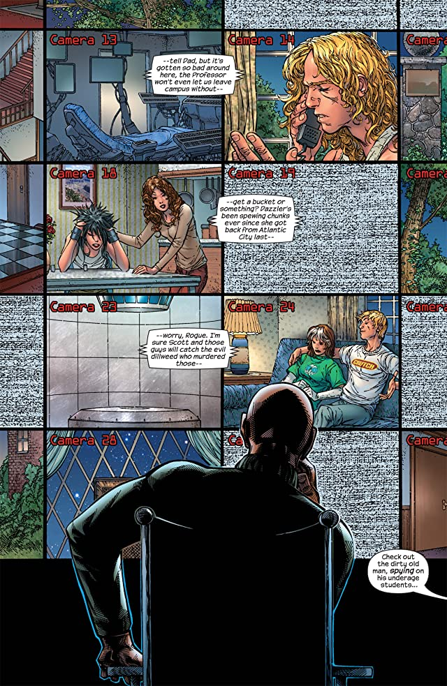 click for super-sized previews of Ultimate X-Men #49