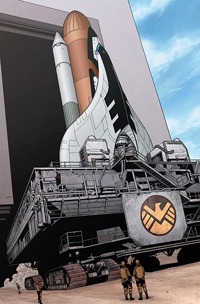 click for super-sized previews of Ultimate Secret #1