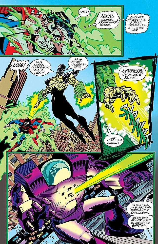 Superman: The Man of Steel (1991-2003) #45