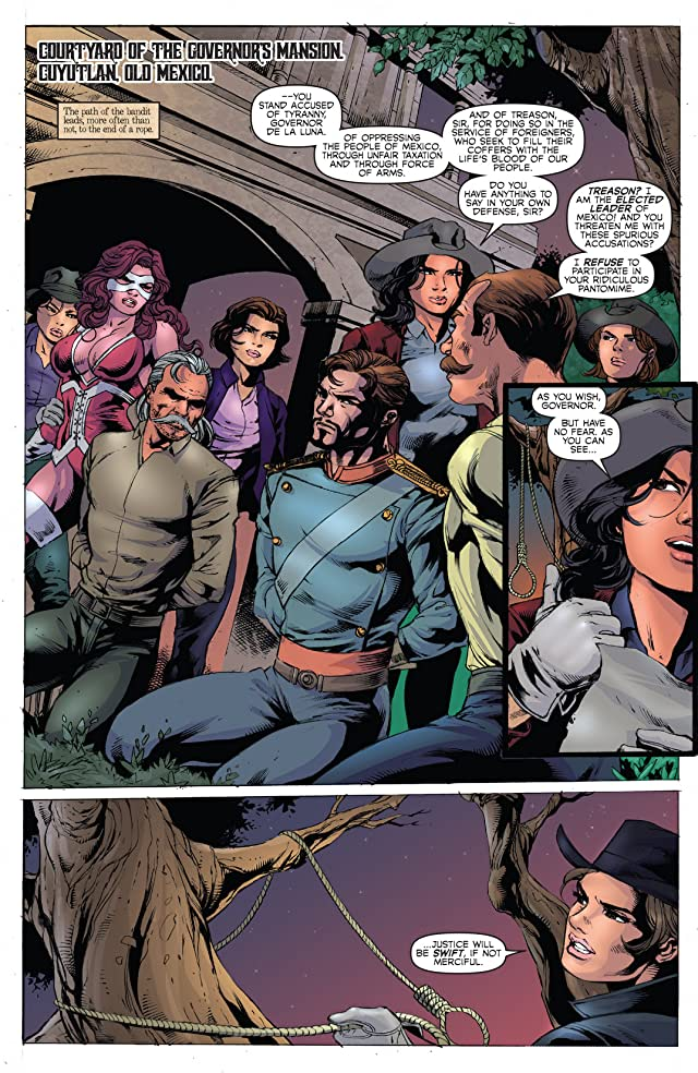 click for super-sized previews of Lady Rawhide #4