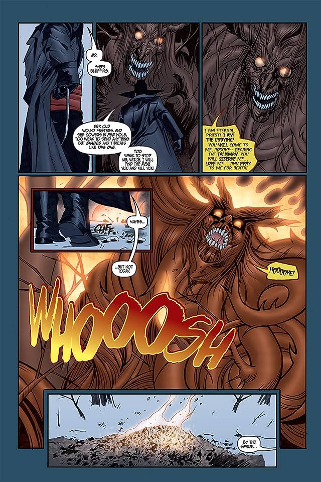 Salem: Queen of Thorns #1 (of 4)