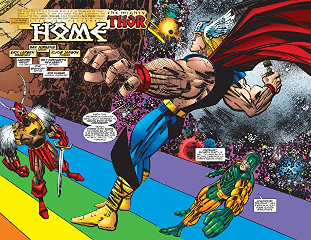 click for super-sized previews of Thor (1998-2004) #26