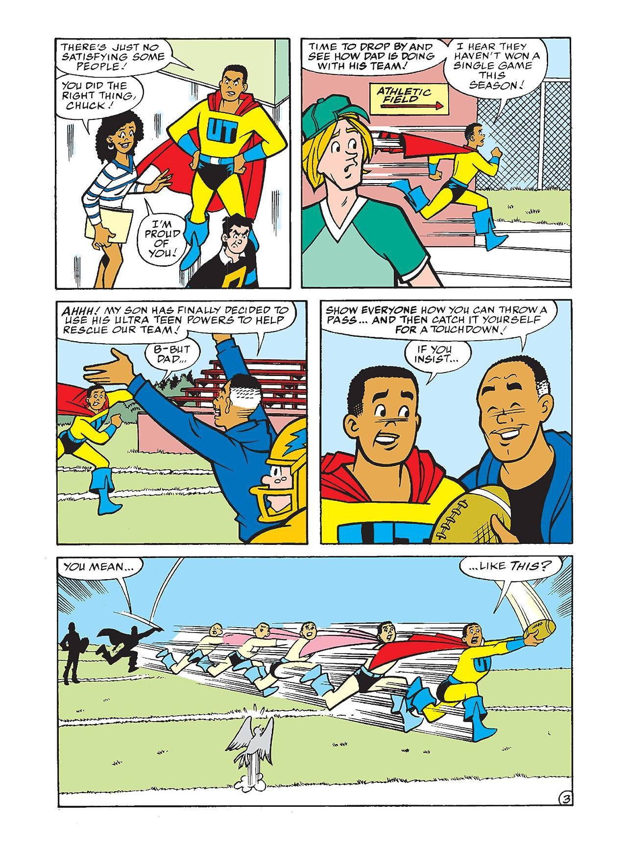 Archie's Funhouse Double Digest #3
