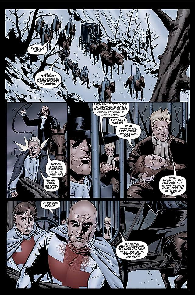 Salem: Queen of Thorns #2 (of 4)