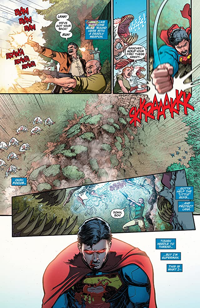 click for super-sized previews of Action Comics (2011-) #29
