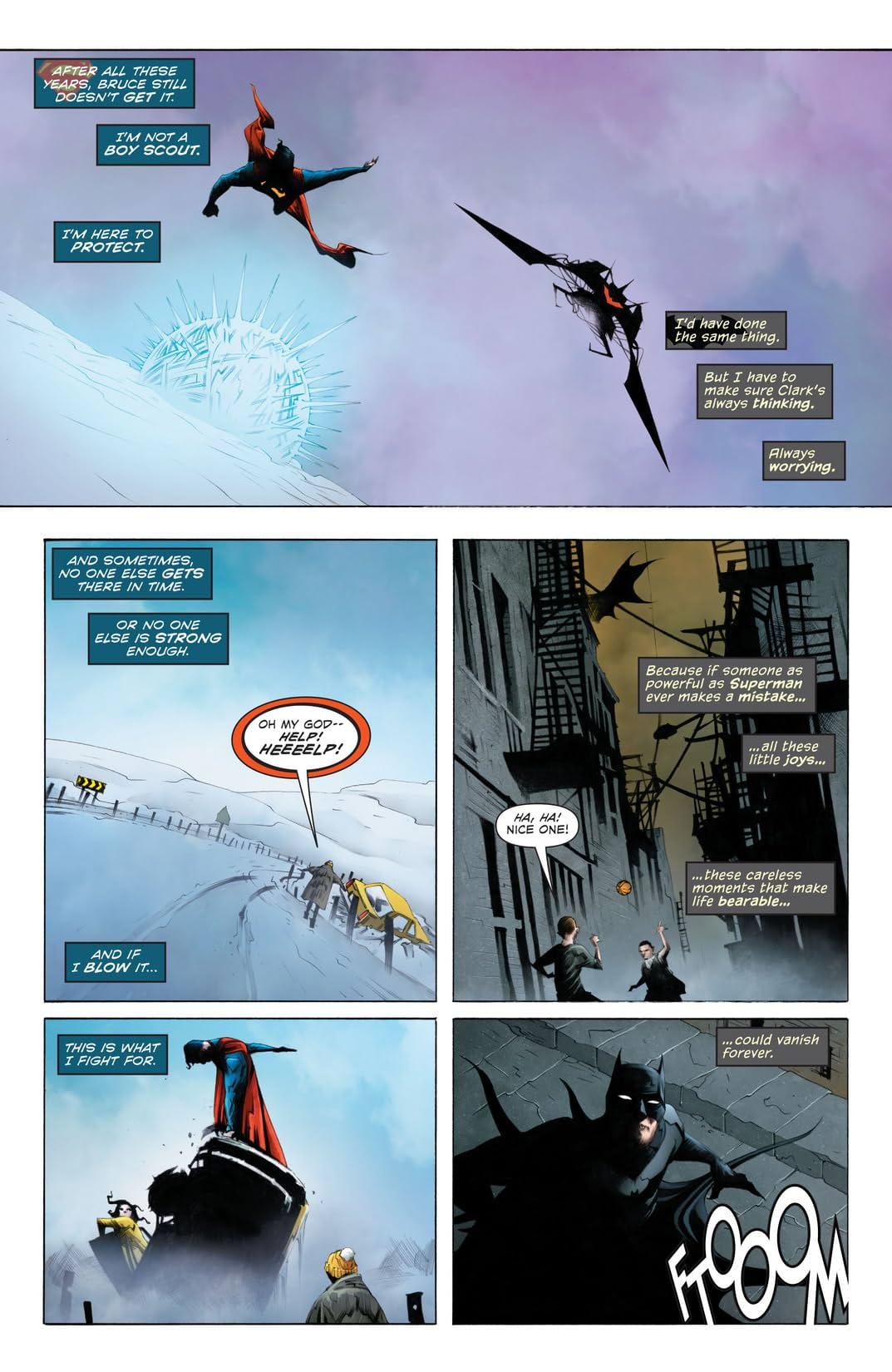 Batman/Superman (2013-): Annual #1