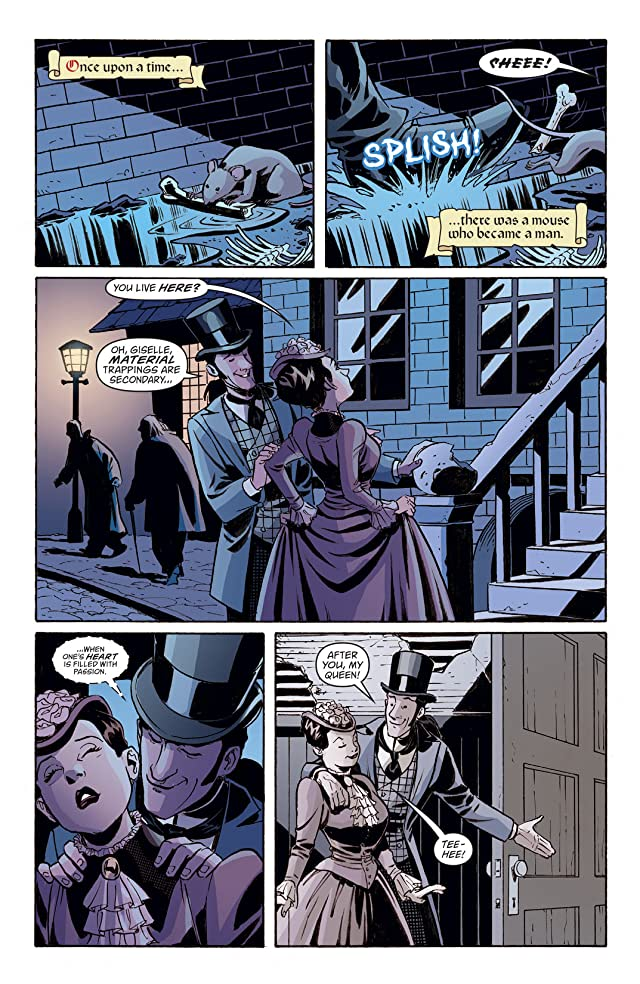 click for super-sized previews of Fairest #24