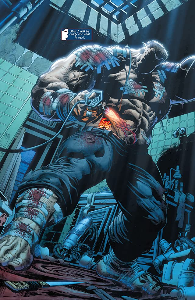 click for super-sized previews of Forever Evil: Arkham War (2013-2014) #6 (of 6)