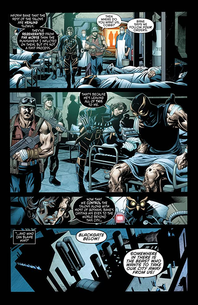 Forever Evil: Arkham War (2013-2014) #6 (of 6)
