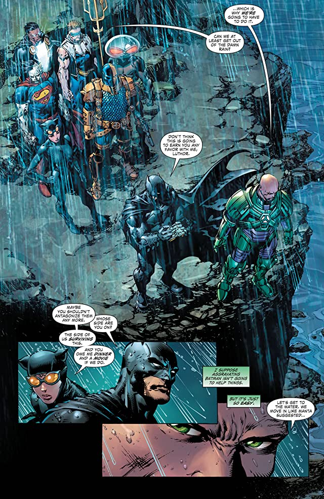 click for super-sized previews of Forever Evil (2013-2014) #6