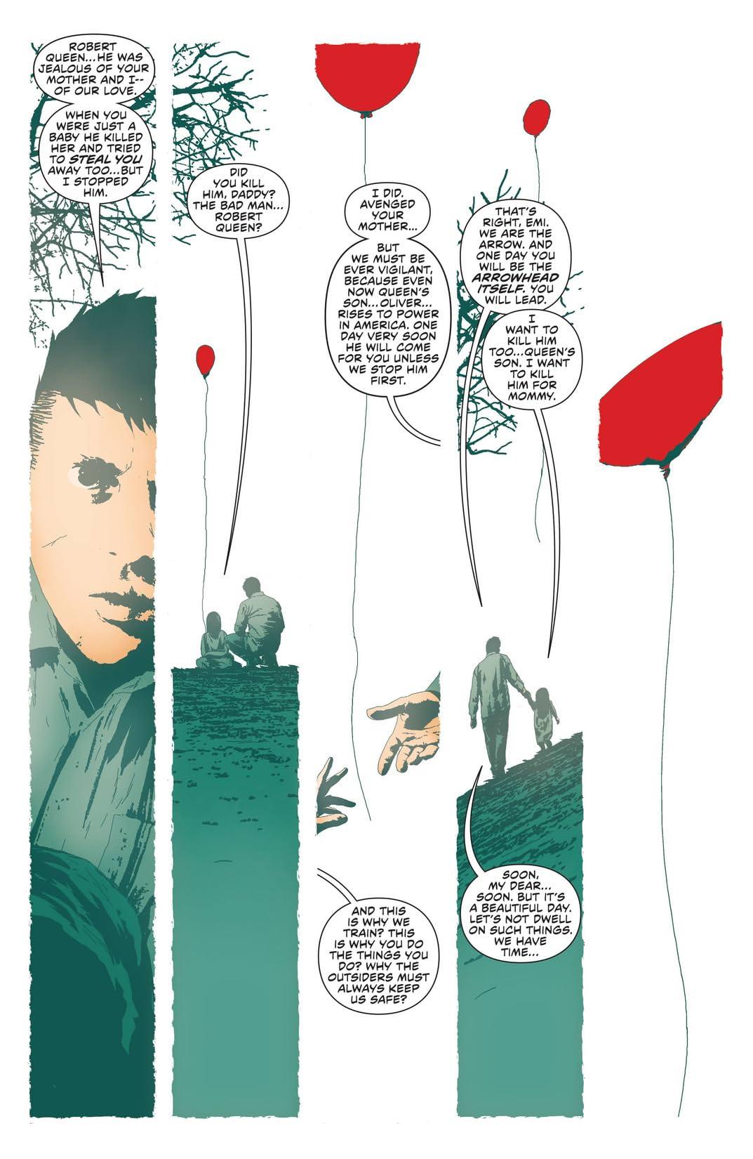 Green Arrow (2011-2016) #29