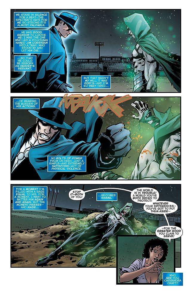 The Phantom Stranger (2012-2014) #17