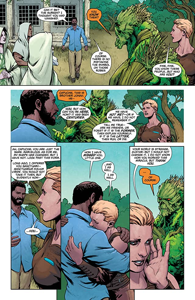 Swamp Thing (2011-2015) #29