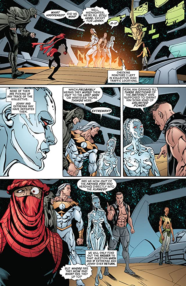 click for super-sized previews of Stormwatch (2011-2014) #29