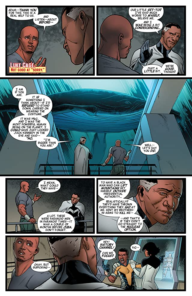 Mighty Avengers (2013-2014) #8