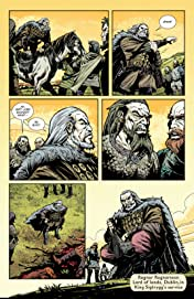 Northlanders Vol. 2: The Cross and the Hammer