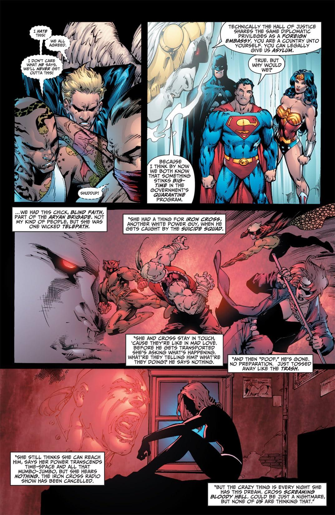 Justice League of America (2006-2011) #18