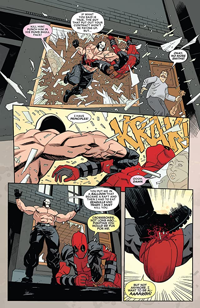 click for super-sized previews of Deadpool (2012-) #25.NOW