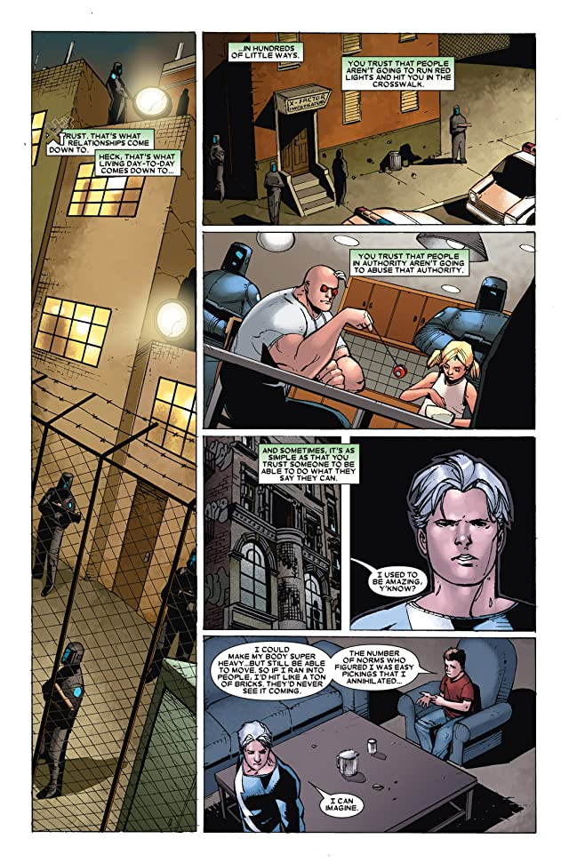 click for super-sized previews of X-Factor (2005-2013) #18