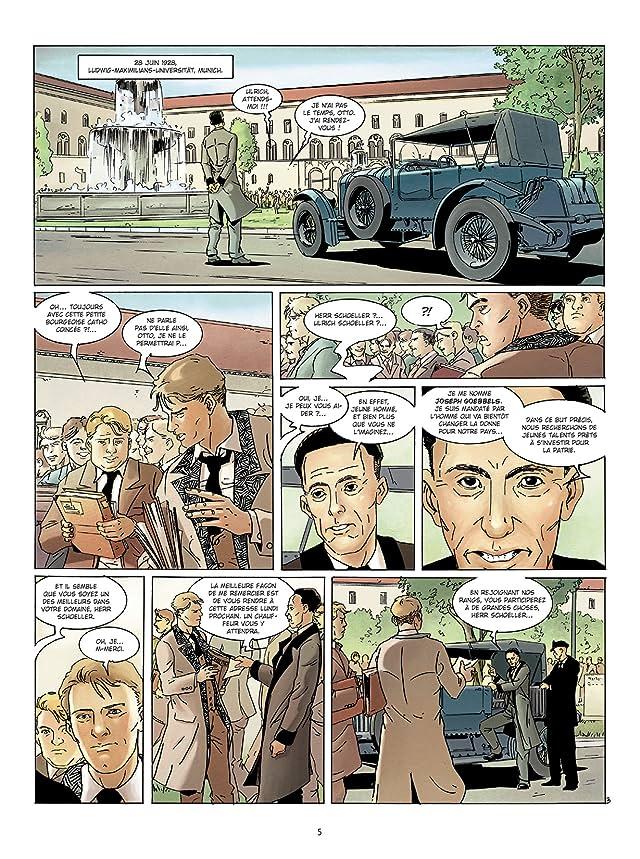 Complot Vol. 1: Le Krach de 1929
