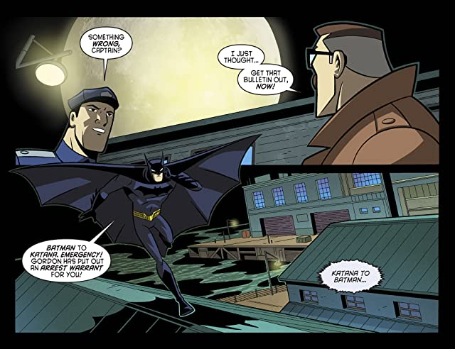 click for super-sized previews of Beware the Batman (2013-2014) #9