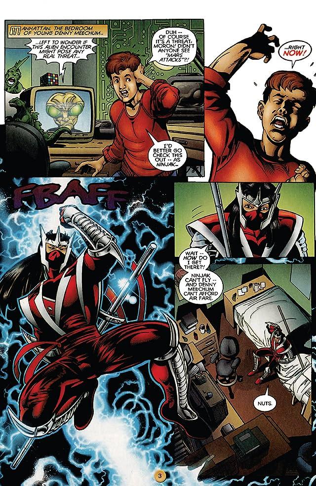 X-O Manowar (1996-1998) #13