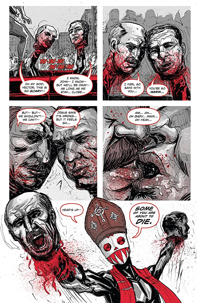 click for super-sized previews of Bedlam Vol. 2