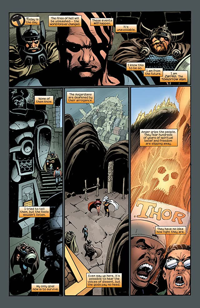 click for super-sized previews of Thor (1998-2004) #66