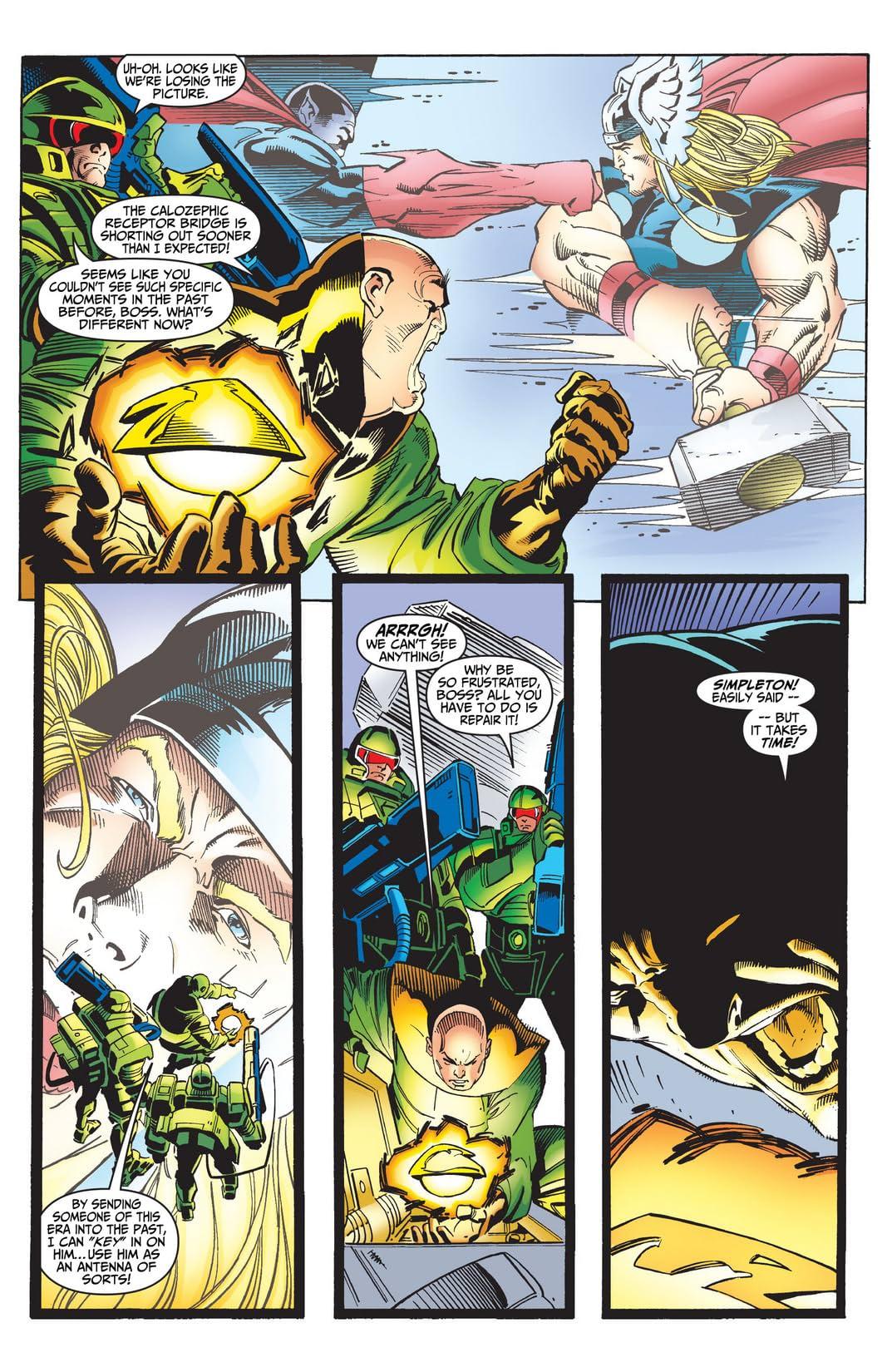 Thor (1998-2004) #35