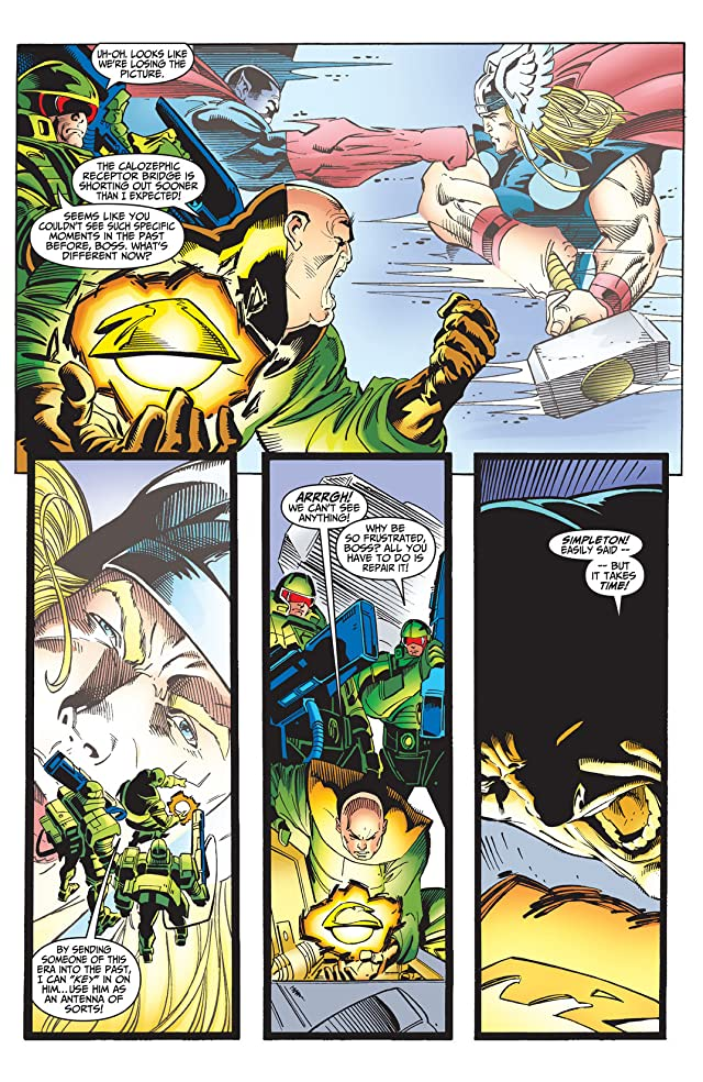 click for super-sized previews of Thor (1998-2004) #35