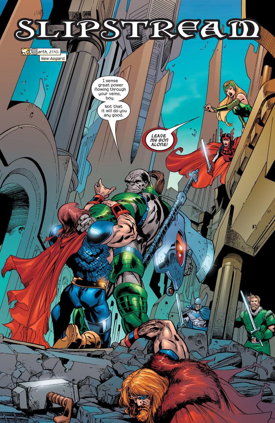Thor (1998-2004) #78