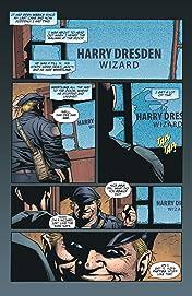 Jim Butcher's The Dresden Files: Storm Front #1