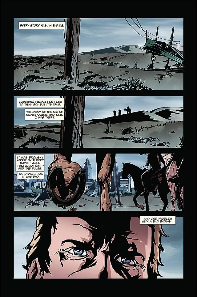 The Fallen #1 (of 8)