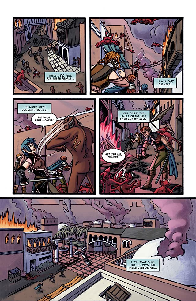 Of Stars and Swords #4