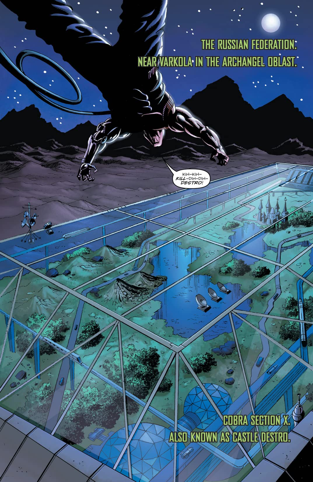 G.I. Joe: Special Missions #13