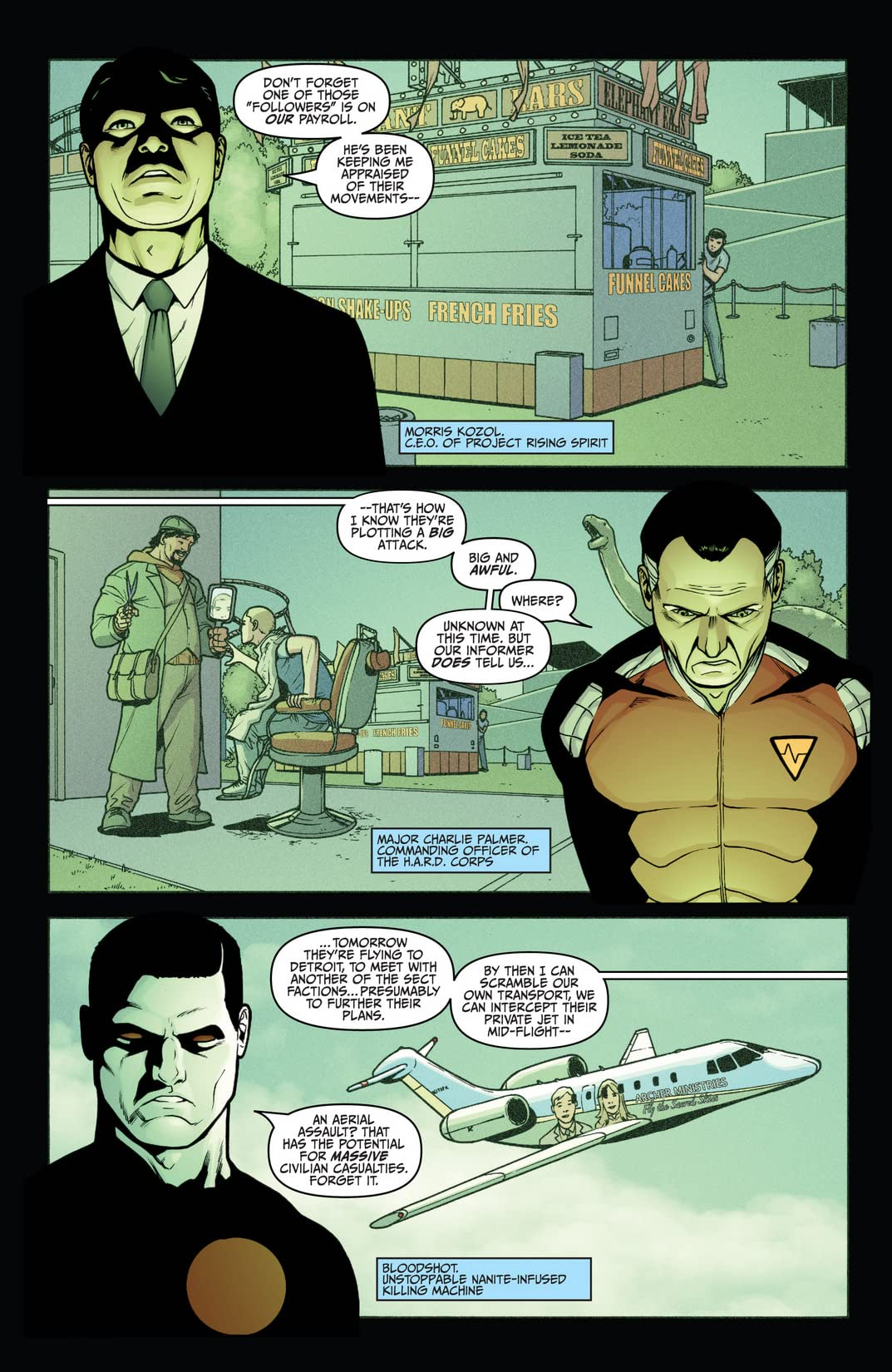 Archer & Armstrong (2012- ) #18: Digital Exclusives Edition