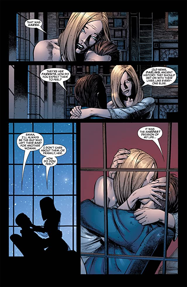 click for super-sized previews of X-Men: The End #2: Dreamers and Demons