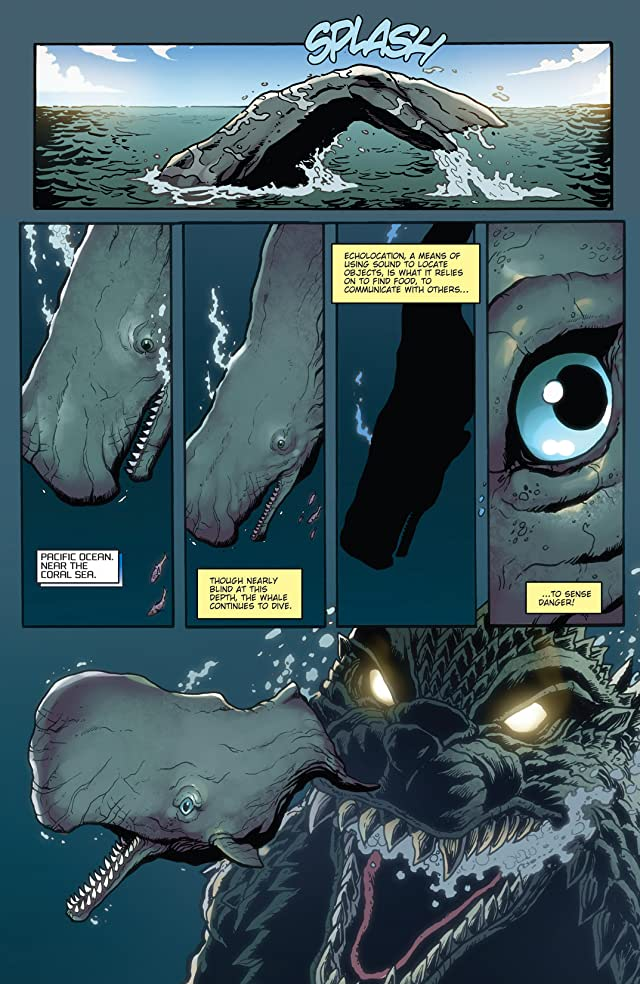Godzilla: Rulers of Earth #10
