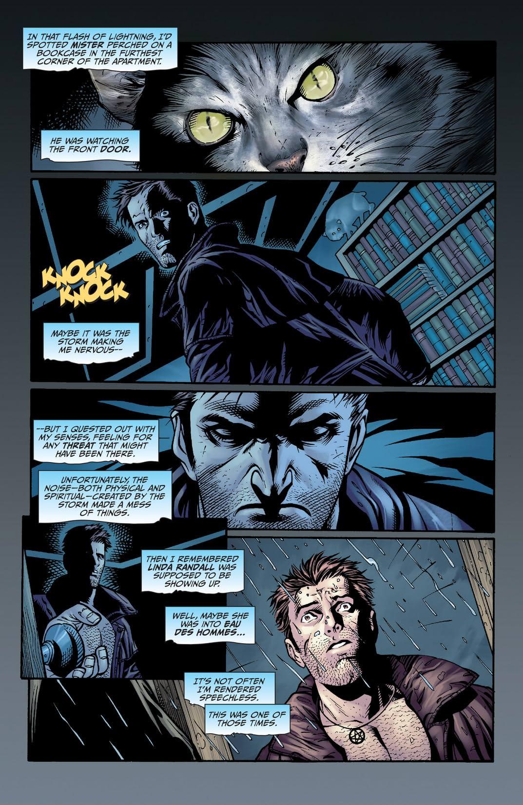 Jim Butcher's The Dresden Files: Storm Front #4