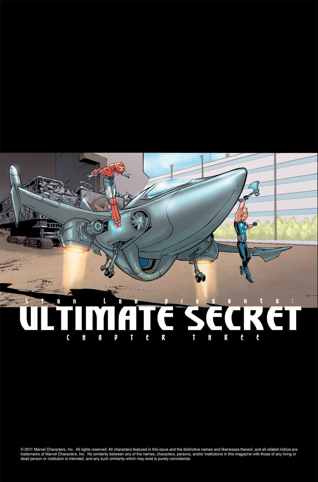 Ultimate Secret #3