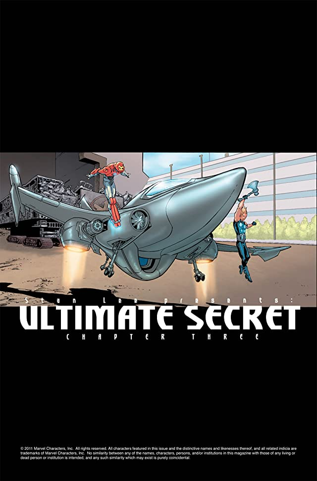 click for super-sized previews of Ultimate Secret #3
