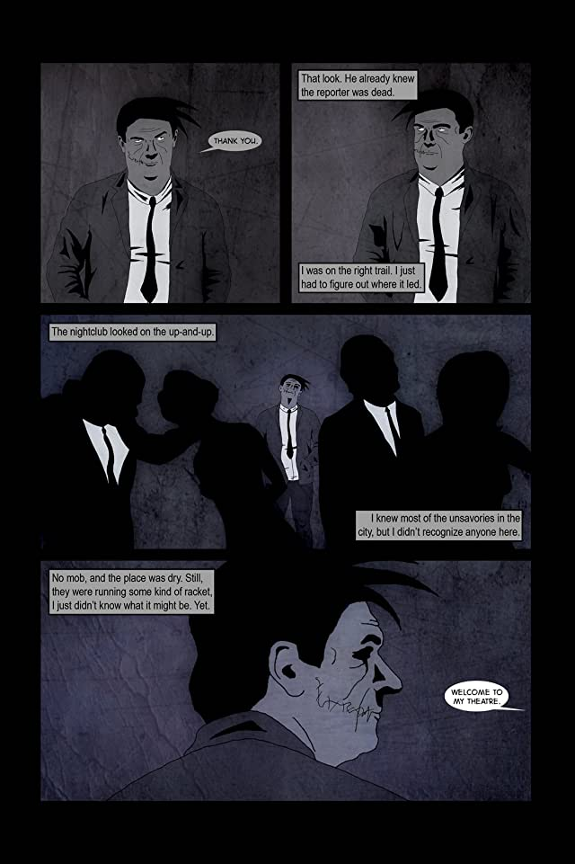 click for super-sized previews of It Looks Back #3