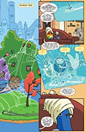 Bravest Warriors #17