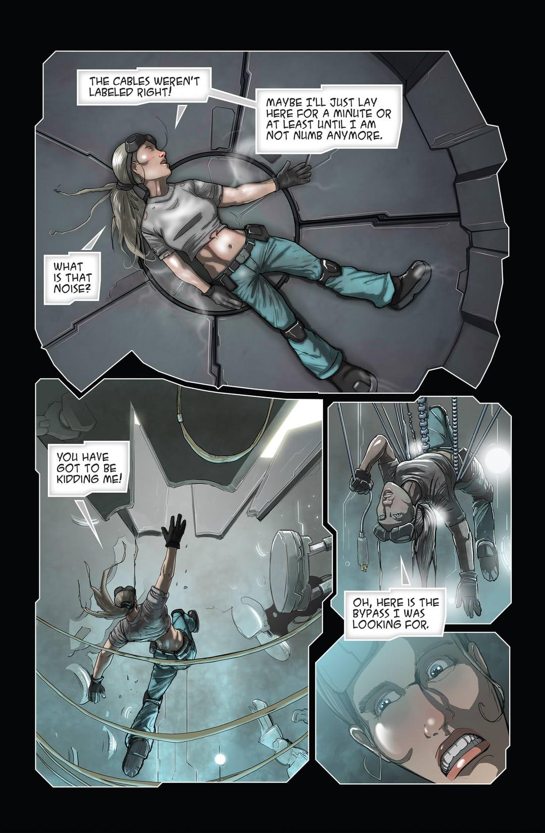 Dan In Space #3